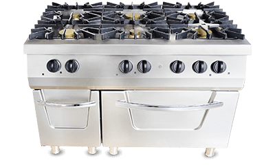 Gas Cooking Appliances